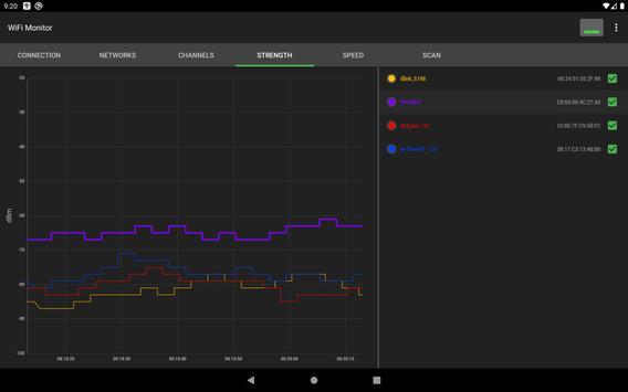 WiFi Monitor Ekran Görüntüsü 17