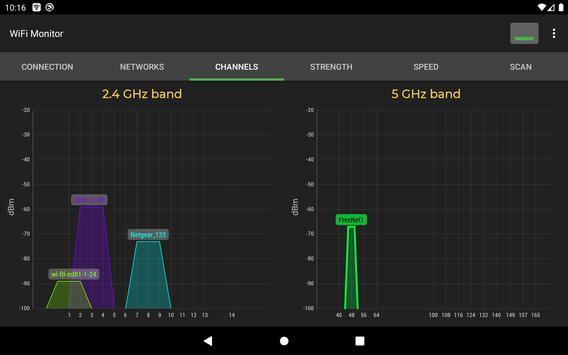 WiFi Monitor Ekran Görüntüsü 7