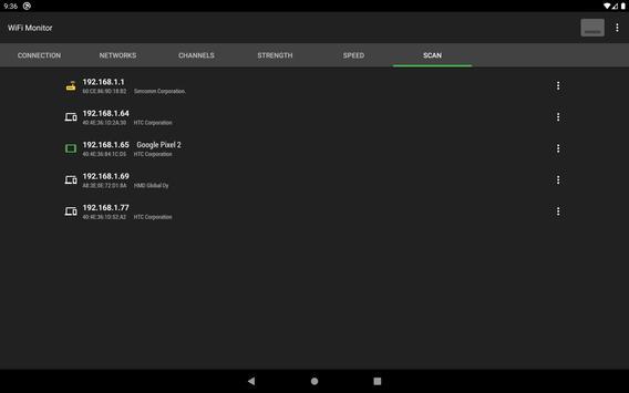 WiFi Monitor Ekran Görüntüsü 15
