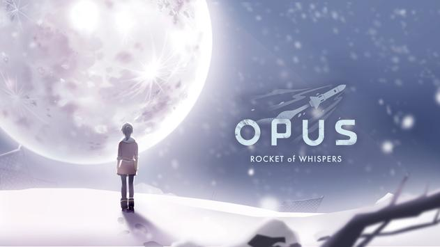 OPUS: Rocket of Whispers poster