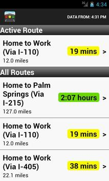 Sigalert - Traffic Reports screenshot 3