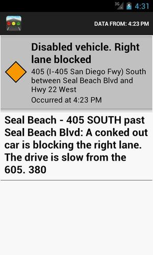 Sigalert - Traffic Reports APK 2 3 1 Download for Android
