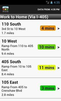 Sigalert - Traffic Reports screenshot 4
