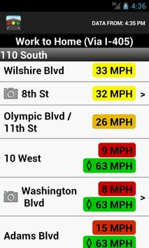 Sigalert - Traffic Reports screenshot 5