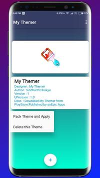 Theme Swap captura de pantalla 3