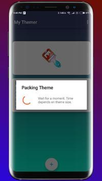 Theme Swap captura de pantalla 4