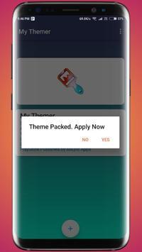Theme Swap captura de pantalla 5