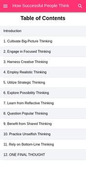 How Successful People Think By Robert T. Kiyosaki screenshot 1