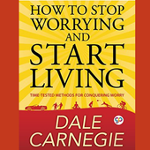 How To Stop Worrying And Start Living By Dale C icon