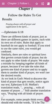Praying To Get Results By Kenneth E. Hagin screenshot 1