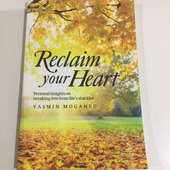 Reclaim Your Heart By Yasmin Mogahed icon