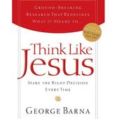 Think Like Jesus By George Barna icon
