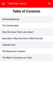 Think Like Jesus By George Barna screenshot 1