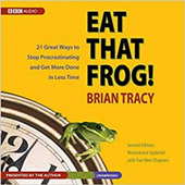 Eat That Frog By Brian Tracy icon