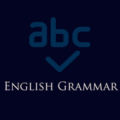 English Grammar - Guide for students icon