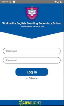 Siddhartha English Boarding Secondary School poster