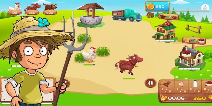 Chicken Farmer Frenzy poster