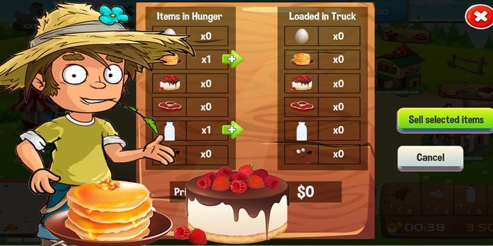 Chicken Farmer Frenzy screenshot 2