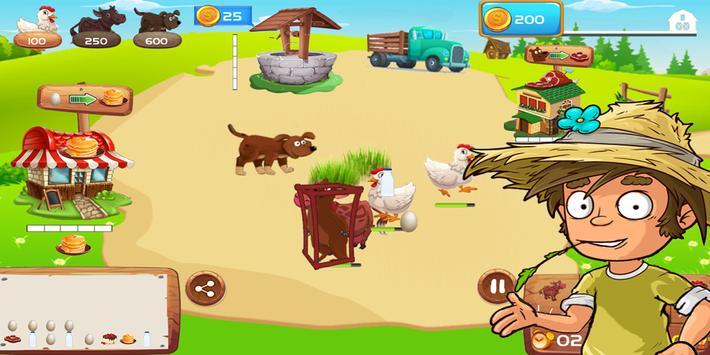Chicken Farmer Frenzy screenshot 3