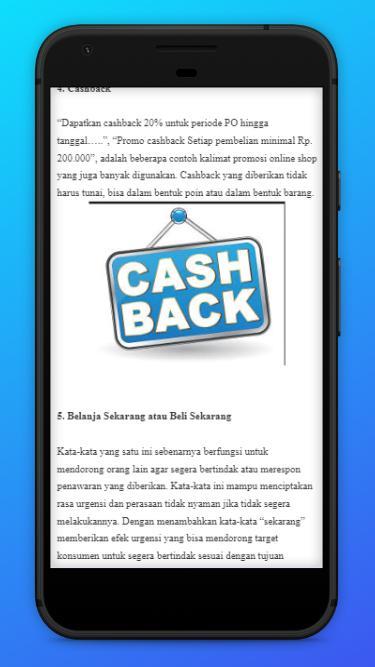 Cara Jualan Online Hanya Dengan Kata Kata Für Android Apk