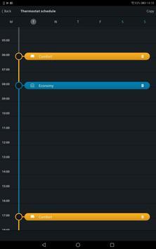 Siemens Smart Thermostat RDS screenshot 7