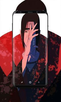 Itachi Uchiha Akatsuki Wallpaper HD screenshot 3