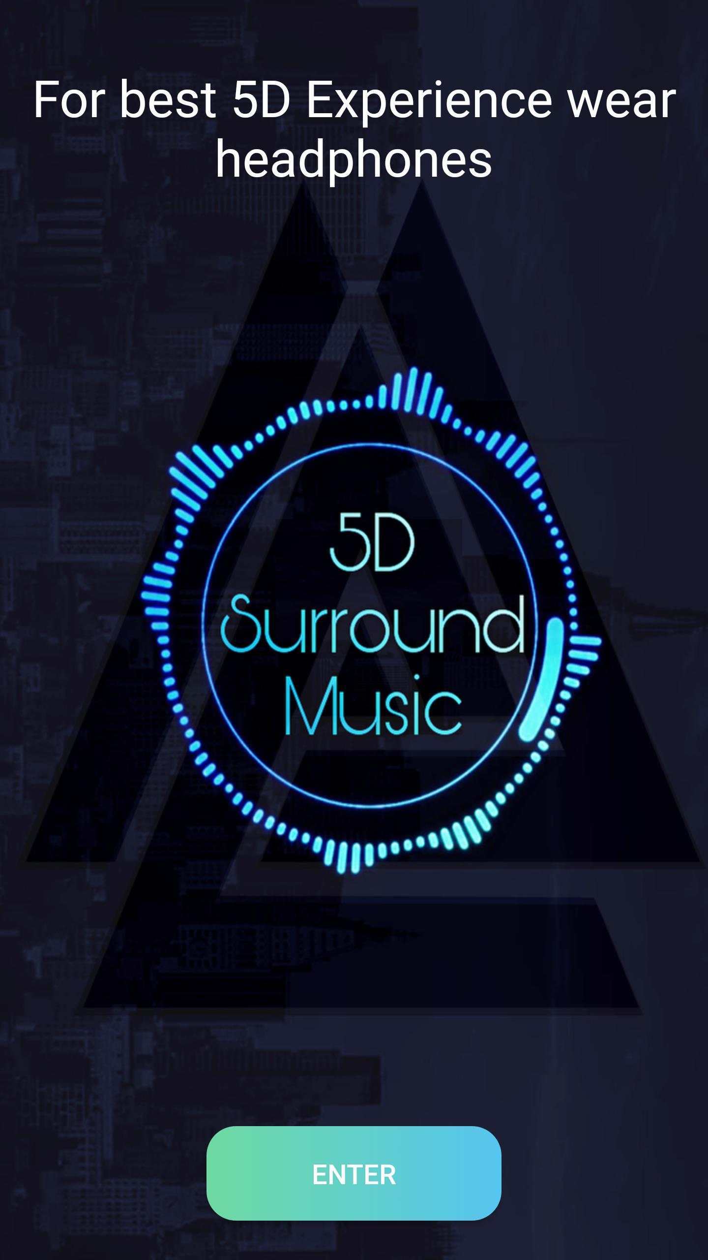 5D Surround Music for Android - APK Download