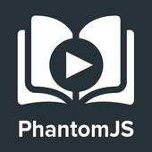 Learn Phantom JS : Video Tutorials icon