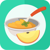 Easy and Healthy Baby Food Recipes For 6 - 12 icon