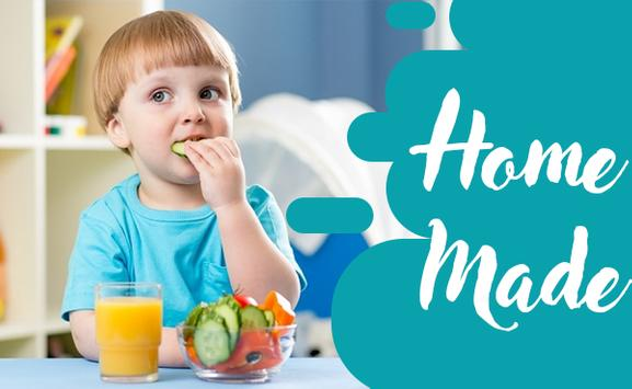 Easy and Healthy Baby Food Recipes For 6 - 12 screenshot 1