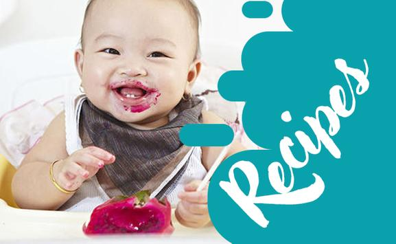 Easy and Healthy Baby Food Recipes For 6 - 12 screenshot 2