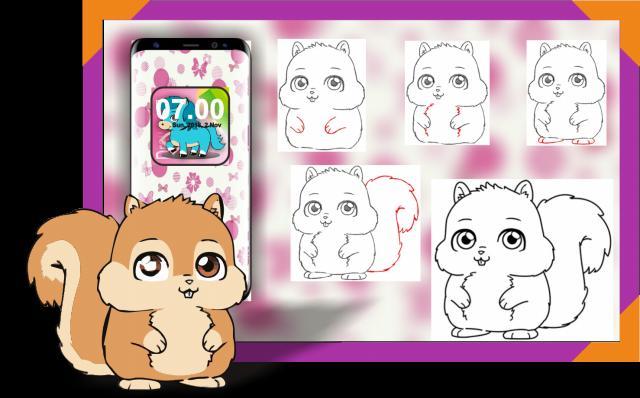 750+ Cara Gambar Hewan Untuk Anak Terbaru