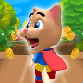 Cat Hero Run icon