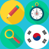 Gra-szukanie koreańskich słów ikona