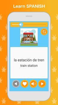 Learn Spanish Language: Listen, Speak, Read poster