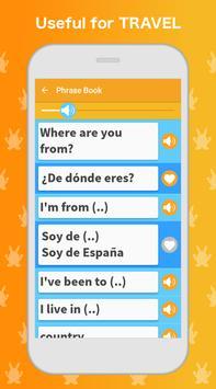 Learn Spanish Language: Listen, Speak, Read screenshot 4