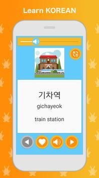 Learn Korean - Language & Grammar Learning poster