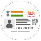 How to Download Adhaar Card icon