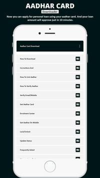 How to Download Adhaar Card screenshot 5