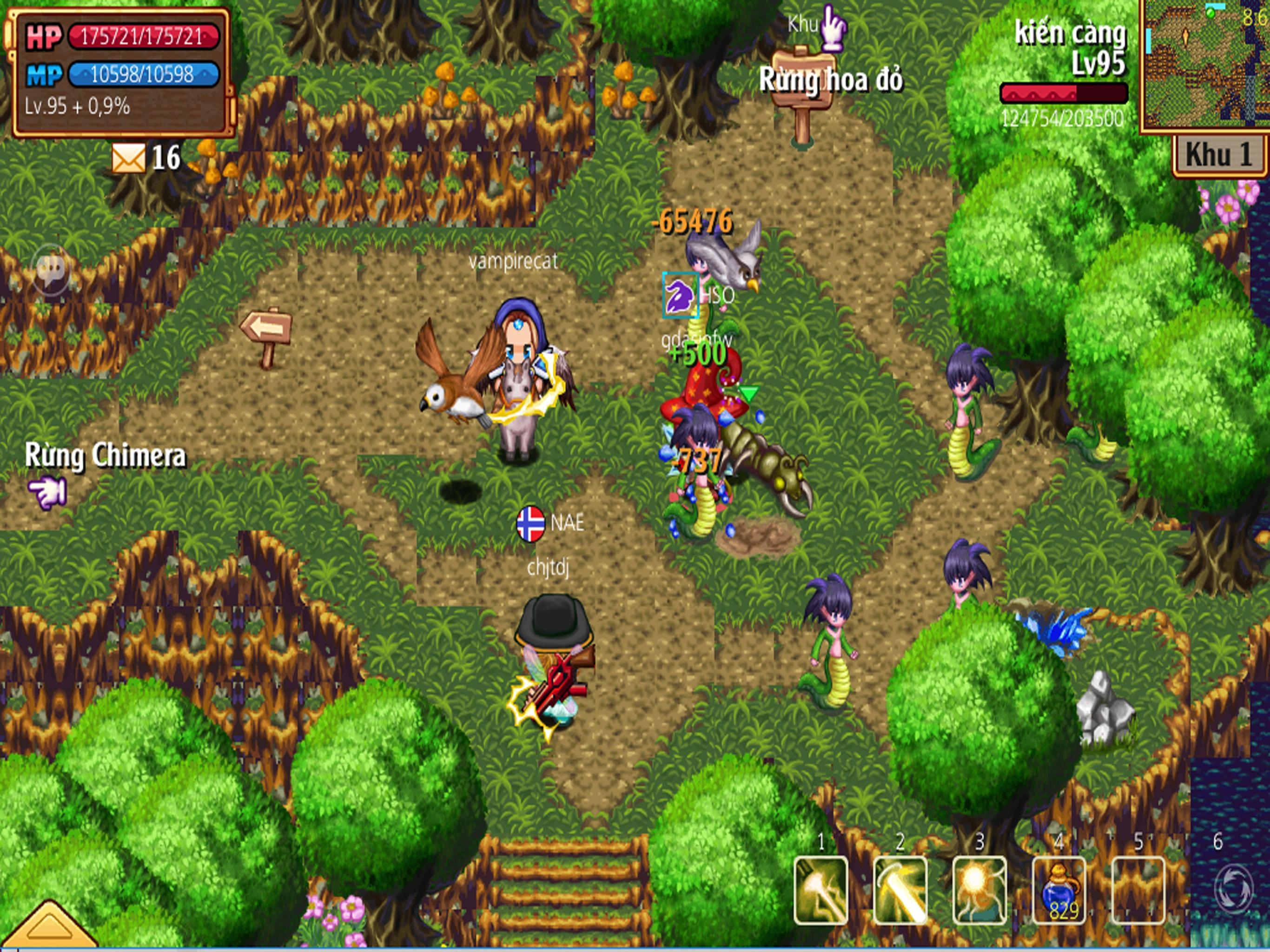 Knight and Magic - Kingdom of Chaos for Android - APK Download