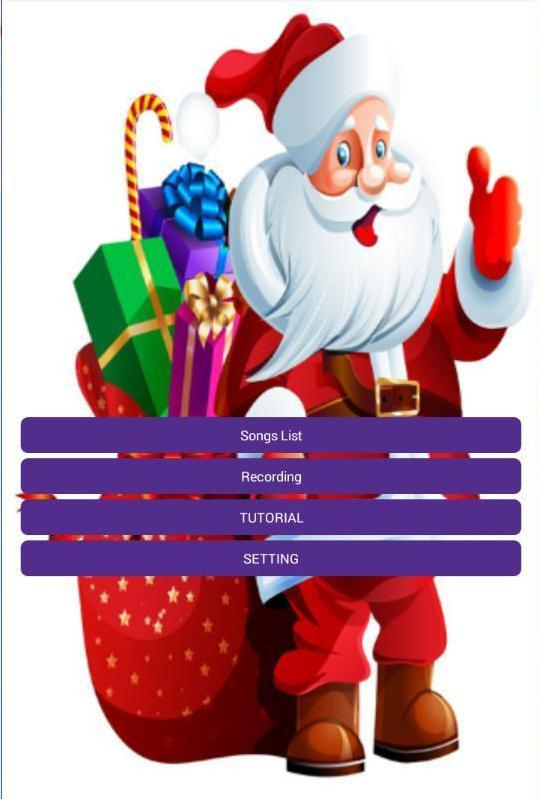 Karaoke Christmas Songs.Christmas Songs Karaoke For Android Apk Download