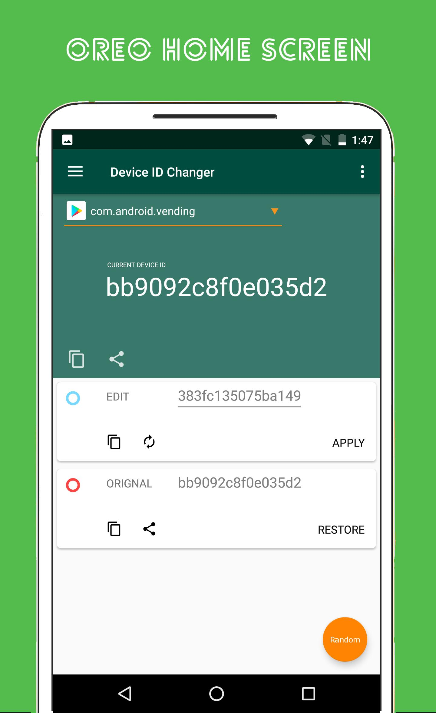 Device ID Changer 2019 for Android - APK Download