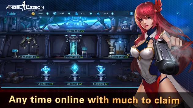 Angel Legion screenshot 3