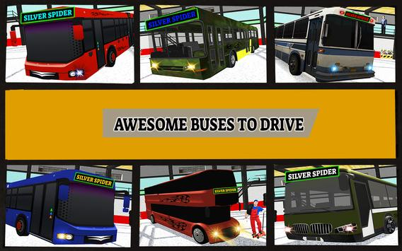 City Bus Coach Simulator 2018 screenshot 4