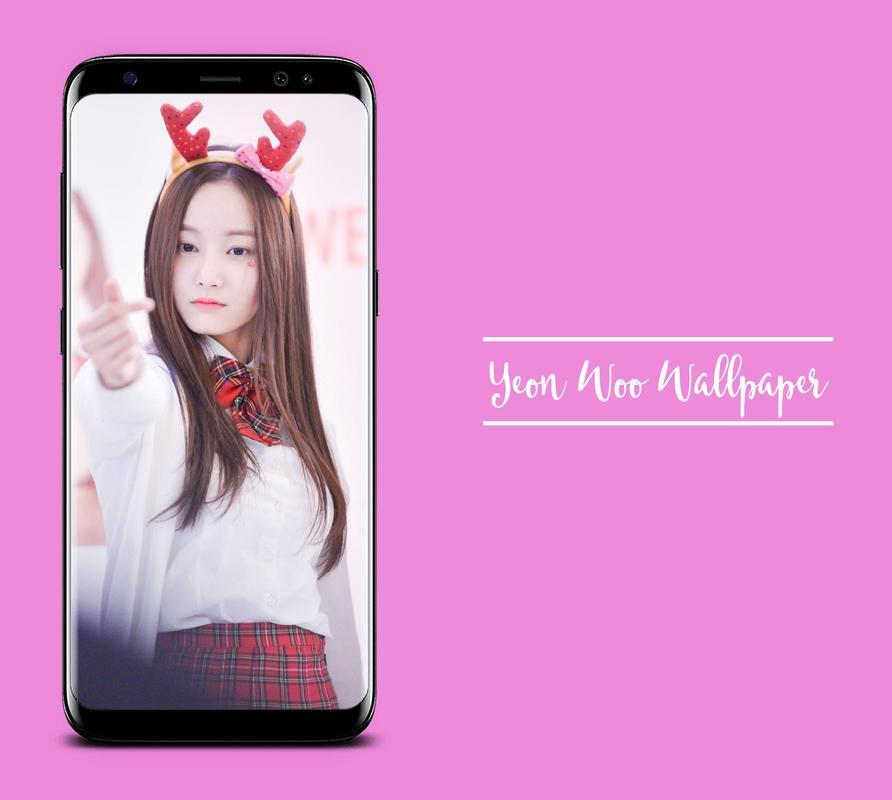 Wallpaper Yeon Woo Momoland
