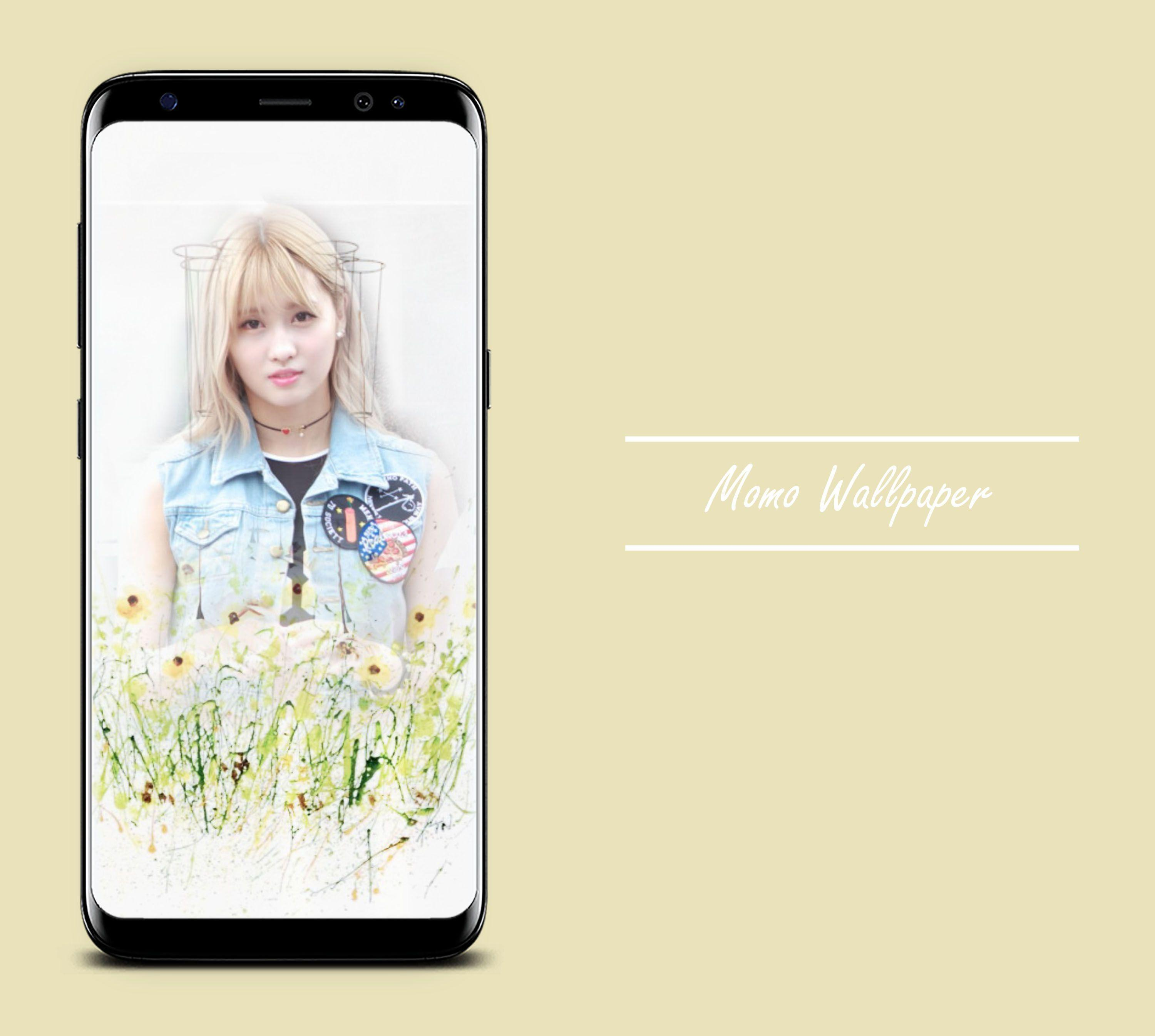 Twice Momo Wallpaper Kpop For Android Apk Download