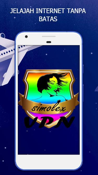 Simolex Bokep VPN - Vpn Gratis Tanpa Batas for Android - APK Download