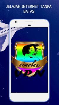 Simolex Bokep VPN - Vpn Gratis Tanpa Batas poster