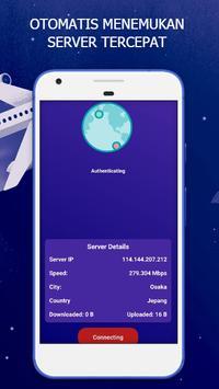 Simolex Bokep VPN - Vpn Gratis Tanpa Batas screenshot 1