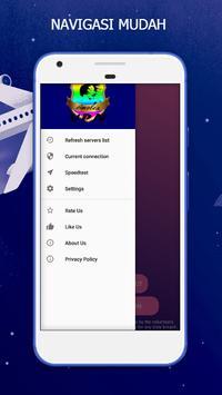 Simolex Bokep VPN - Vpn Gratis Tanpa Batas screenshot 5